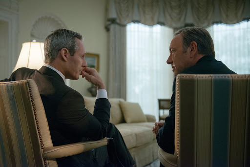 KEVIN SPACEY: AN ACTOR WHO PLAYS HIS CARDS RIGHT